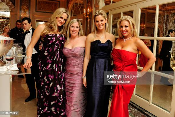 Lindsay Pisarcik Laura Matise Kristin Pisarcik and Amy Phelan attend NEW YORK JUNIOR LEAGUE'S 2010 Winter Ball at The Plaza Hotel on February 25th...