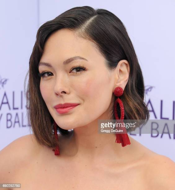 Lindsay Price arrives at the 16th Annual Chrysalis Butterfly Ball at a private residence on June 3 2017 in Brentwood California