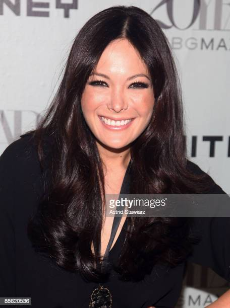 Lindsay Price attends the 2009 Whitney Contemporaries Art Party and auction at Skylight on June 17, 2009 in New York City.