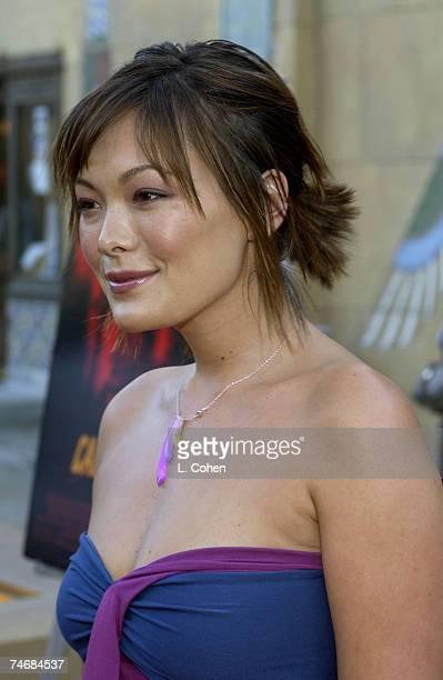 Lindsay Price in Hollywood California