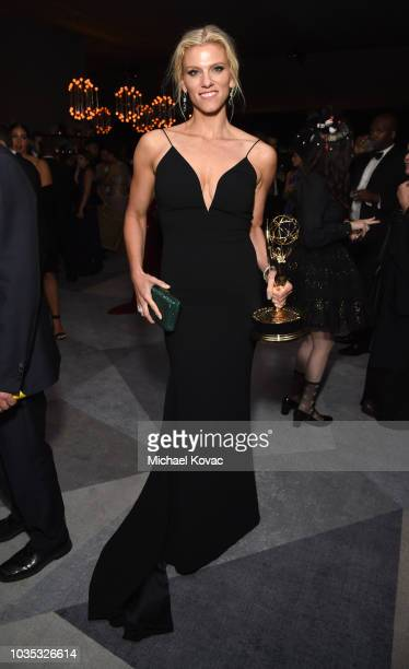 Lindsay Shookus attends the 2018 Netflix Primetime Emmys After Party at NeueHouse Hollywood on September 17 2018 in Los Angeles California