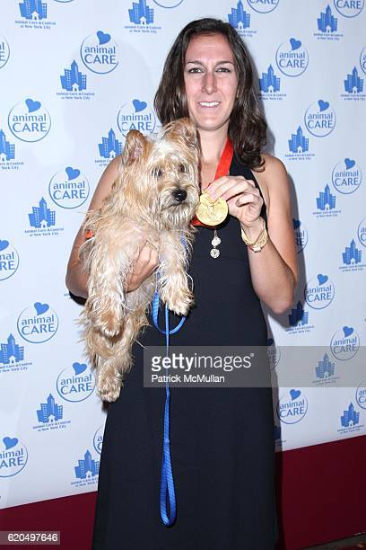Lindsay Shoop attends ANIMAL CARE CONTROL Holds the ANIMAL CARE AFFAIR GALA PARTY FOR THE PAWS at Pressure on September 25 2008 in New York City