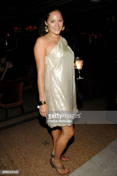 Lindsay Thompson attends ANOTHER MAGAZINE Dinner/Party at Jane Hotel on September 14 2009 in New York City