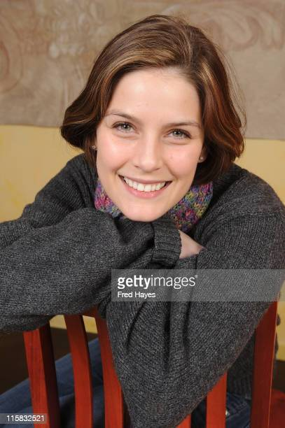 Lindsay Thompson attends the SAG Indie Brunch at the Racquet Club Theatre during 2009 Sundance Film Festival on January 18th 2009 in PArk City Utah