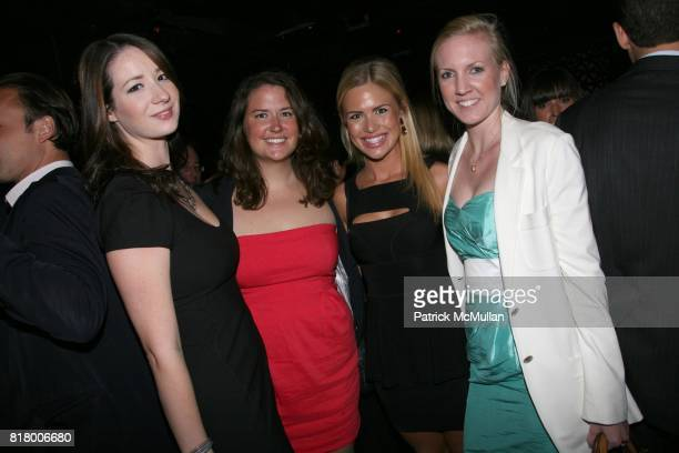 Lindsay TorpeyCross Alexandra Polkinghorn Anne Moody and Frances Cain attend QUEST MAGAZINE What2WearWherecom hosts a soft launch of LAVO at 38 E...