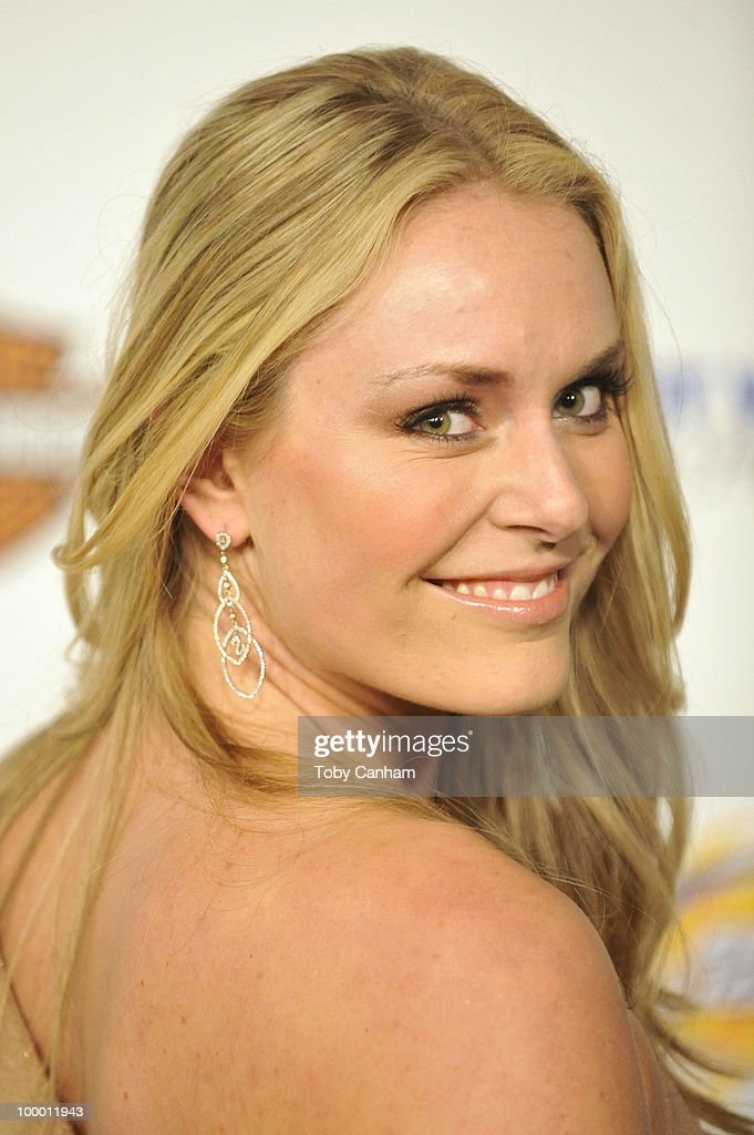 Lindsay Vonn poses for a picture at the 11th Annual Maxim Hot 100 Party on May 19, 2010 in Los Angeles, California.