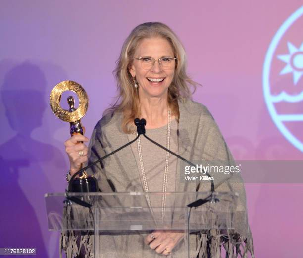 Lindsay Wagner attends the 2019 San Diego International Film Festival on October 18 2019 in San Diego California