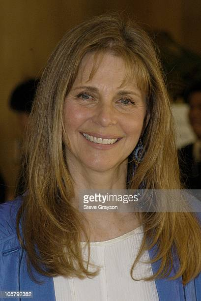Lindsay Wagner during The 2003 Trendsetters in Television Tribute to Icons in Film at The Beverly Hills Hilton Hotel in Beverly Hills California...