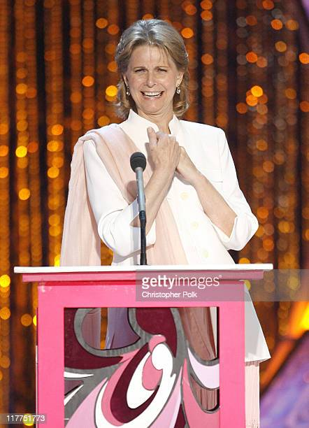 Lindsay Wagner winner Greatest Gear or Admirable Apparatus