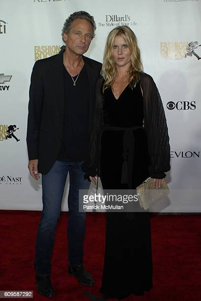 Lindsey Buckingham and Kristen Buckingham attend Fourth Annual FASHION ROCKS at the legendary RADIO CITY MUSIC HALL presented by the CONDE NAST MEDIA...