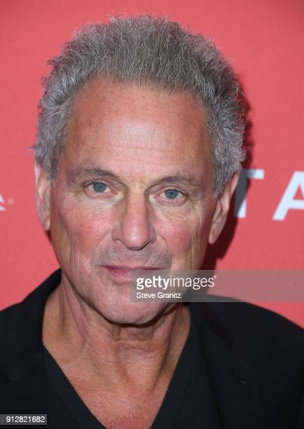 Lindsey Buckingham arrives at the 60th Annual GRAMMY Awards MusiCares Person Of The Year Honoring Fleetwood Mac on January 26 2018 in New York City