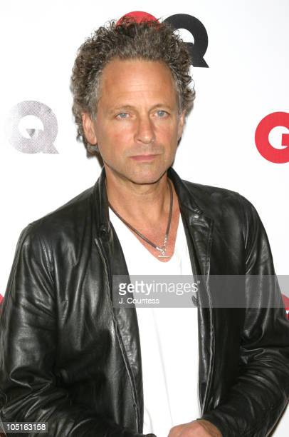 Lindsey Buckingham during GQ Celebrates September Debut Issue Under New Editor and Chief Jim Nelson at Hudson Studios in New York New York United...