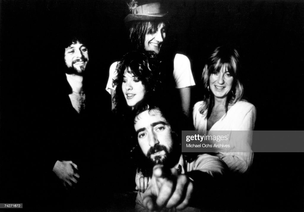 Fleetwood Mac Portrait : News Photo