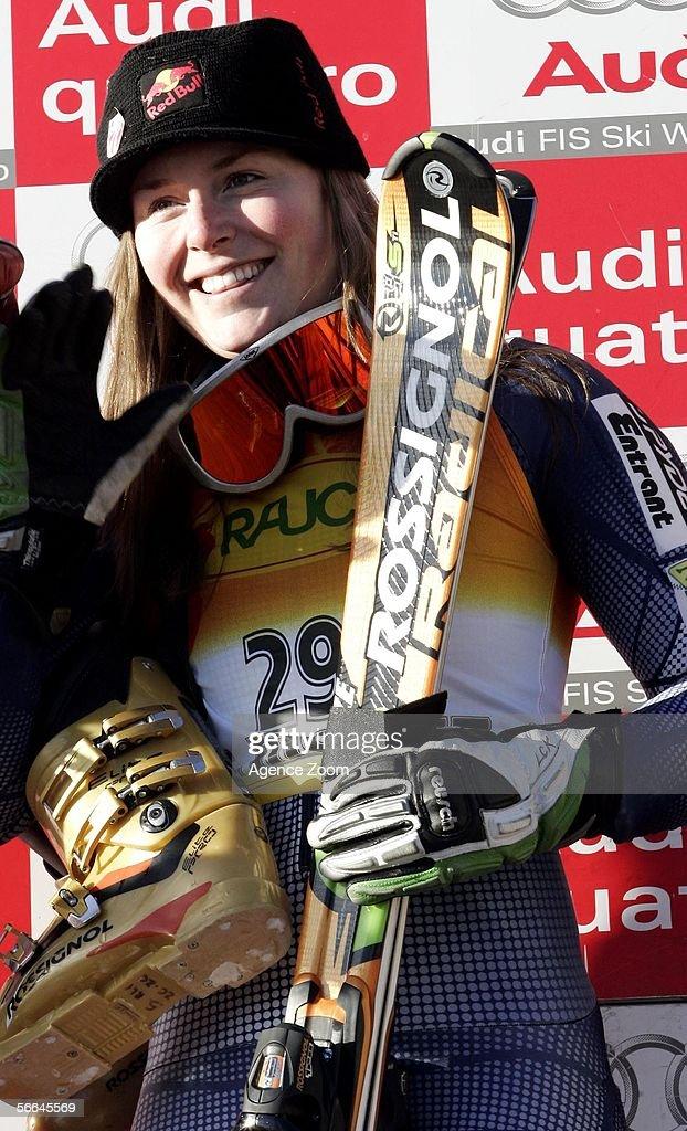FIS Skiing World Cup - St. Moritz : News Photo