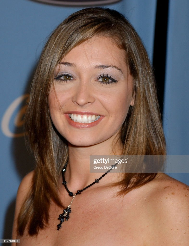 Lindsey Cardinale during 'American Idol' Season 4 - Top 12 Finalists Party at Astra West in West Hollywood, California, United States.