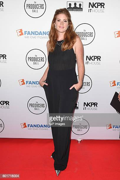Lindsey Deluce attends the 6th Annual Producers Ball presented by Fandango in support of The 2016 Toronto International Film Festival at IT House x...