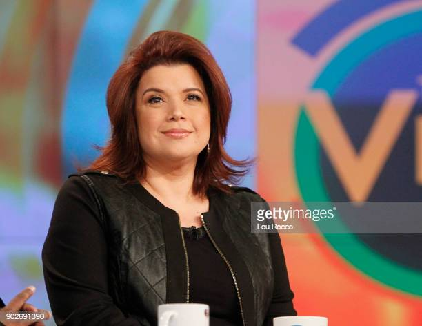THE VIEW Lindsey Graham is the guest today Monday January 8 2018 on Walt Disney Television via Getty Images's The View The View airs MondayFriday on...