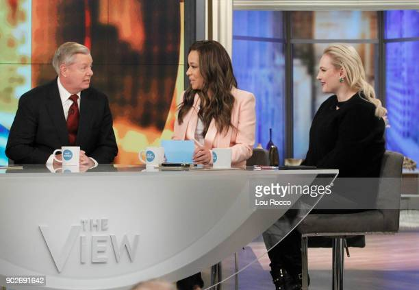 Image result for photos of graham as guest on the view
