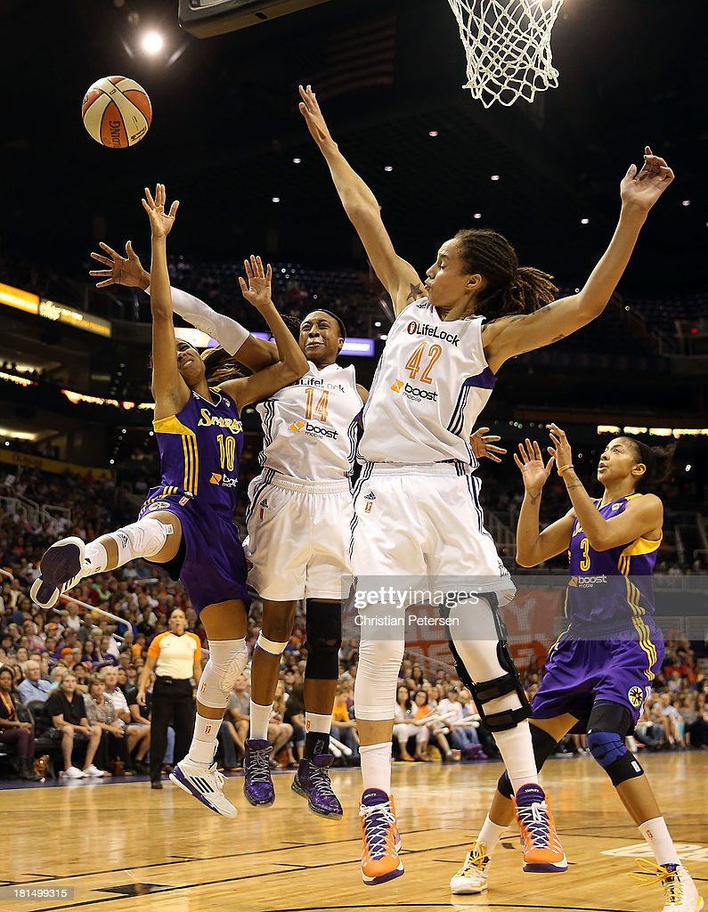 Los Angeles Sparks v Phoenix Mercury - Game Two