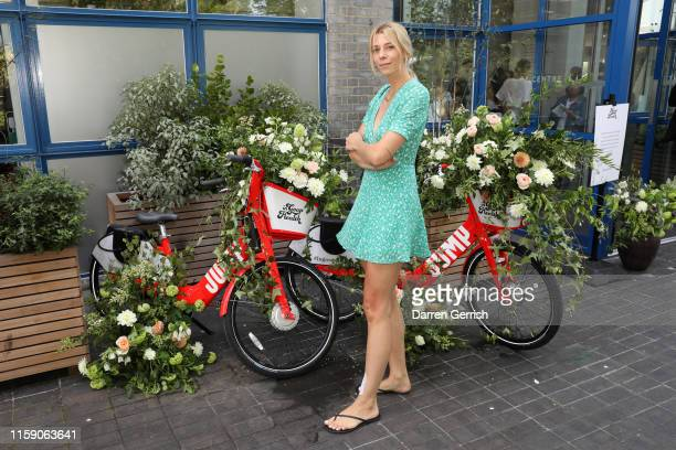 Lindsey Hollnd at In goop Health London 2019 on June 29 2019 in London England