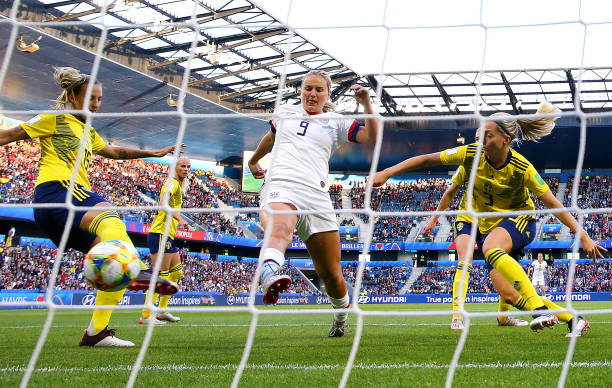 FRA: Sweden v USA: Group F - 2019 FIFA Women's World Cup France