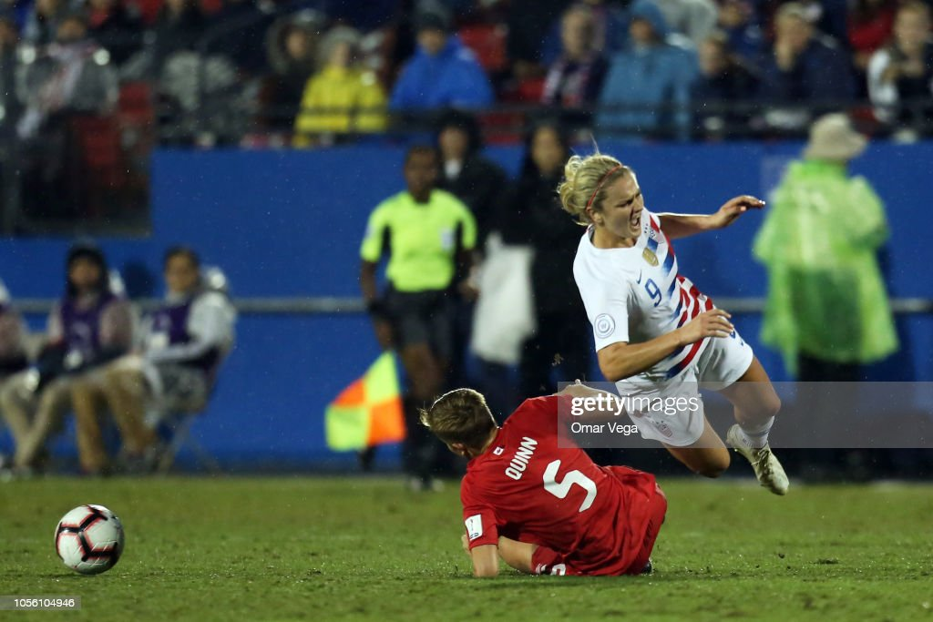 Canada v United States: Championship - CONCACAF Women's Championship : News Photo