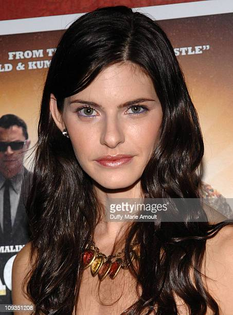 Lindsey Kraft attends Backwash Series Los Angeles Premiere at Mann Chinese 6 Theatres on November 15 2010 in Hollywood California