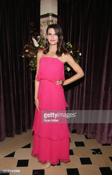 Lindsey Kraft attends Harper's BAZAAR and the CDG celebrate Excellence in Television Costume Design with the Emmy Nominated Costume Designers and...