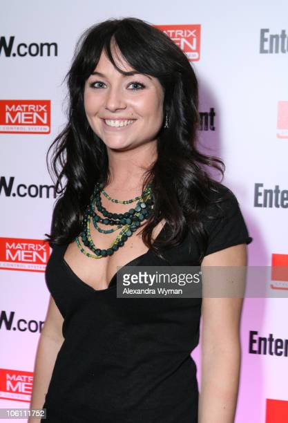 Lindsey Labrum during 31st Annual Toronto International Film Festival Entertainment Weekly Party at Flow in Toronto Ontario Canada