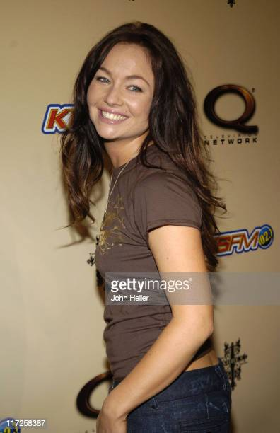 Lindsey Labrum during The Abbey Hosts Q Television Network and KIIS FM Four Star Studded Summer Kick Off at The Abbey in West Hollywood California...
