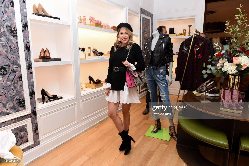 65426576a Lindsey Lutz attends Sam Edelman NYFW Fashion Refresh on September 7 ...