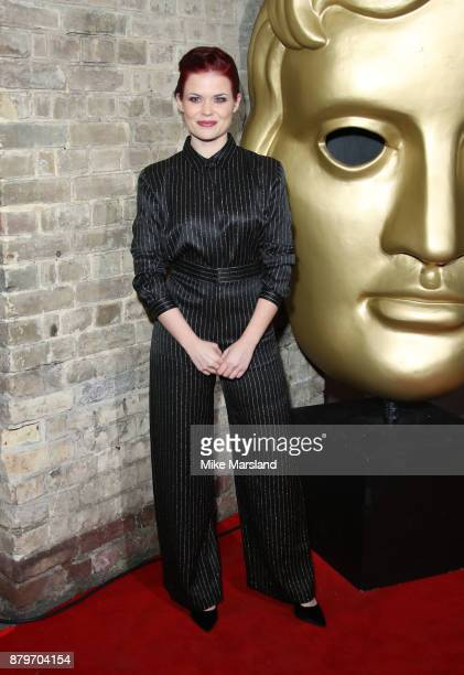 Lindsey Russell attends the BAFTA Children's awards at The Roundhouse on November 26 2017 in London England