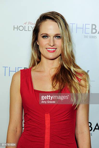 Lindsey Smith attends the 5th Annual LANY Entertainment Mixer at St Felix on March 10 2016 in Hollywood California