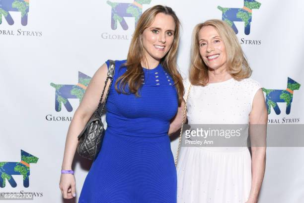 Lindsey Spielfogal and Betsy Spielfogal attend Elizabeth Shafiroff and Lindsey Spielfogal Host the First Annual Global Strays Fund Raising Party at...