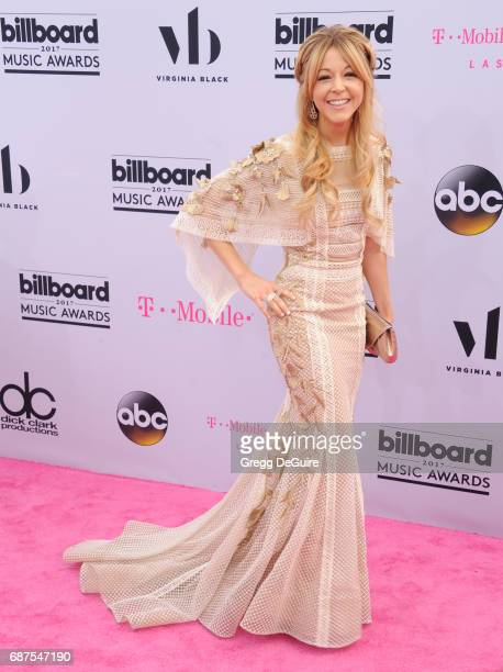 Lindsey Stirling arrives at the 2017 Billboard Music Awards at TMobile Arena on May 21 2017 in Las Vegas Nevada