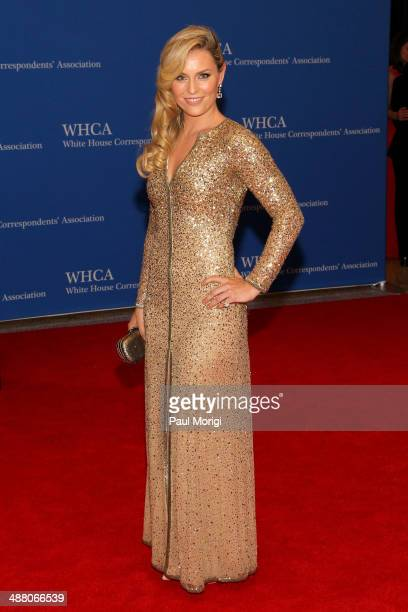Lindsey Vonn attends the 100th Annual White House Correspondents' Association Dinner at the Washington Hilton on May 3, 2014 in Washington, DC.