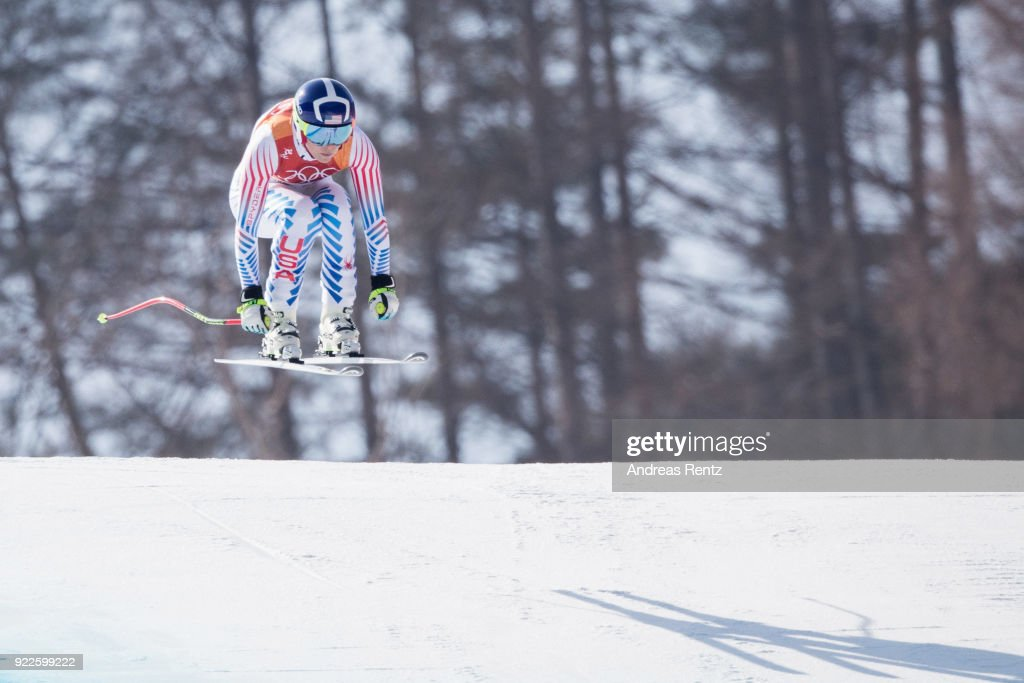 Alpine Skiing - Winter Olympics Day 14