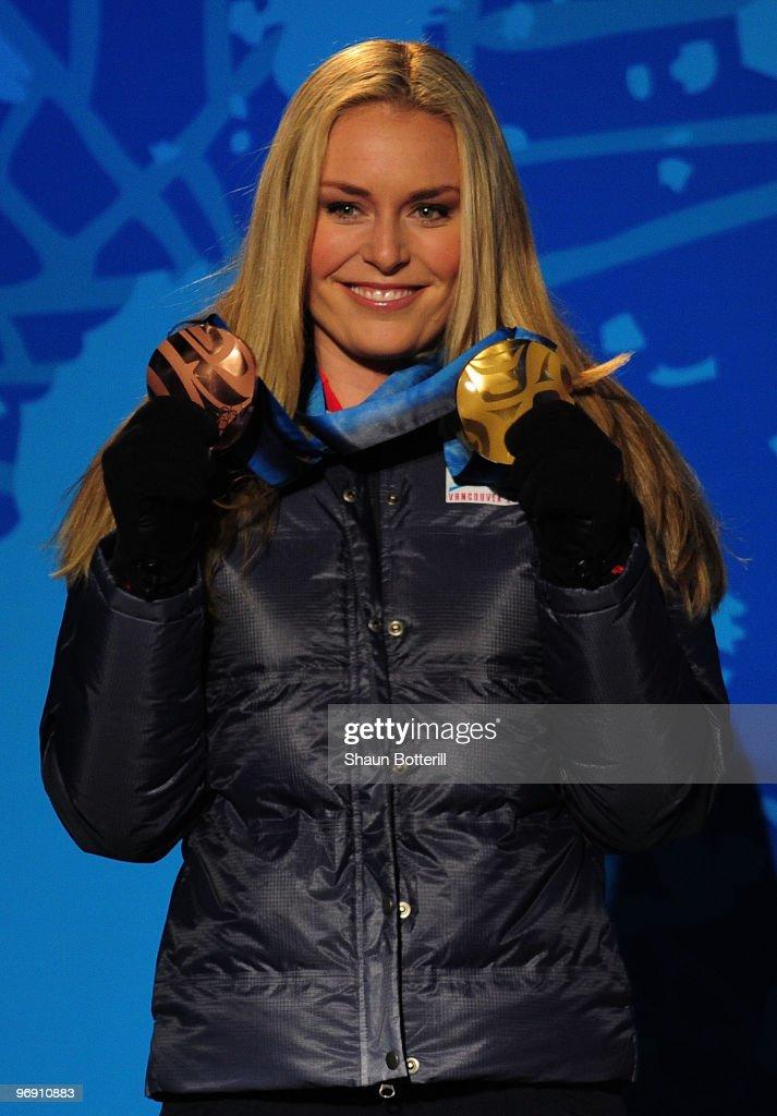 Whistler Medal Ceremony - Day 9 : News Photo