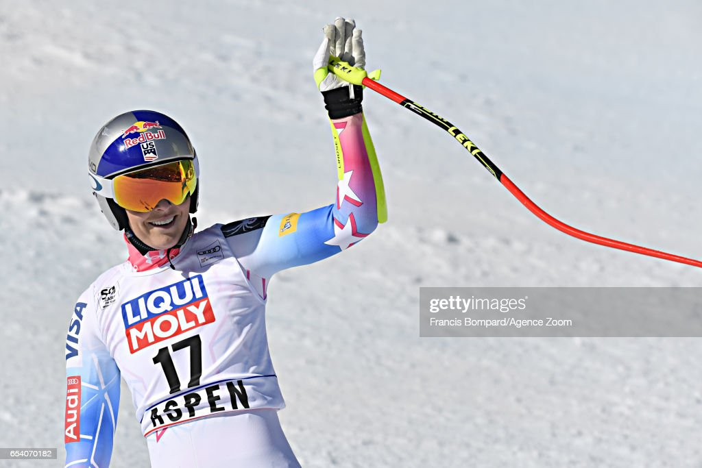Audi FIS Alpine Ski World Cup - Men's and Women's Super G