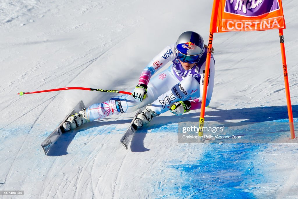 Audi FIS Alpine Ski World Cup - Women's Downhill