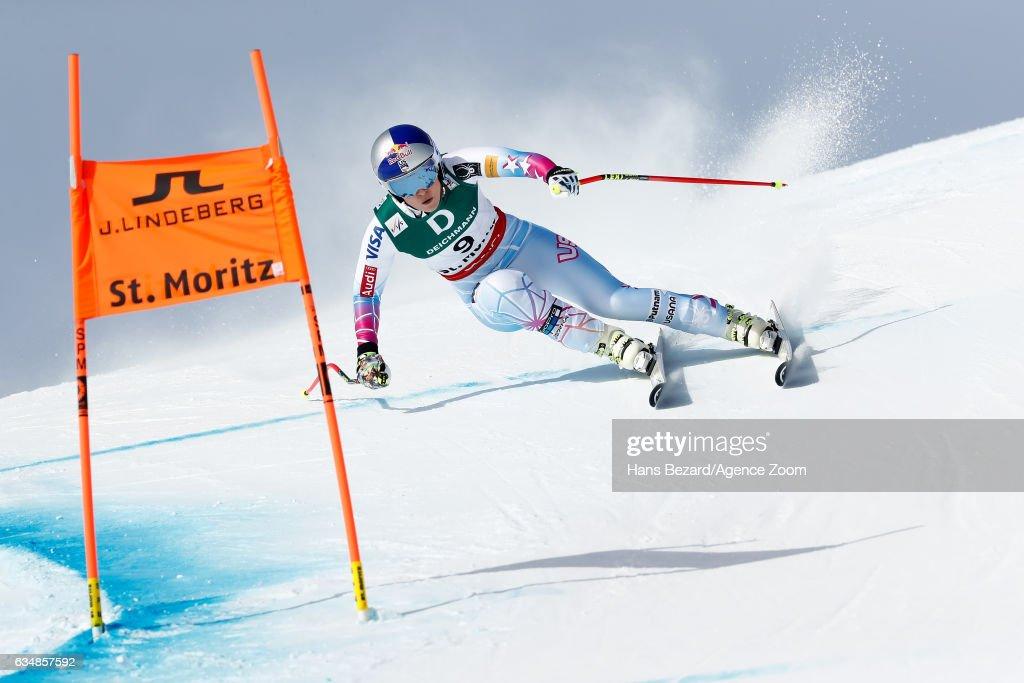 FIS World Ski Championships - Women's Downhill : News Photo