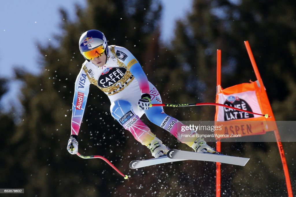Audi FIS Alpine Ski World Cup - Men's and Women's Downhill : Foto di attualità