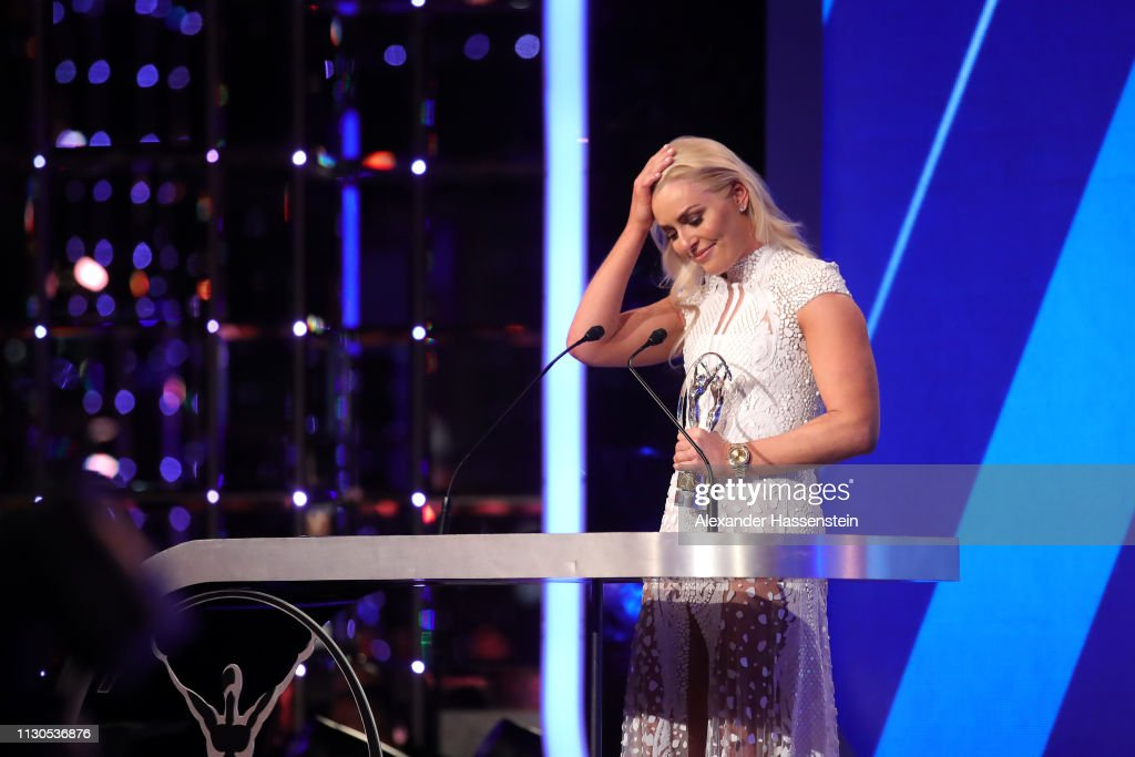 Show - 2019 Laureus World Sports Awards - Monaco : ニュース写真