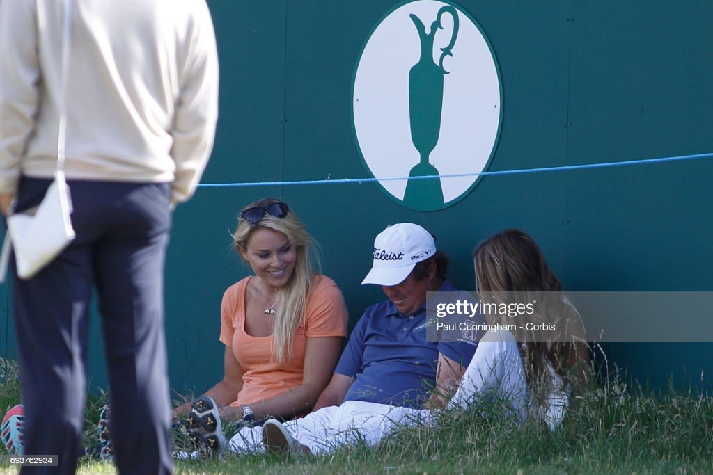 Golf: The Open Championship - First Round : News Photo