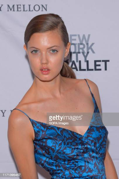 Lindsey Wixson attends the 8th Annual New York City Ballet Fall Fashion Gala at David H. Koch Theater, Lincoln Center.