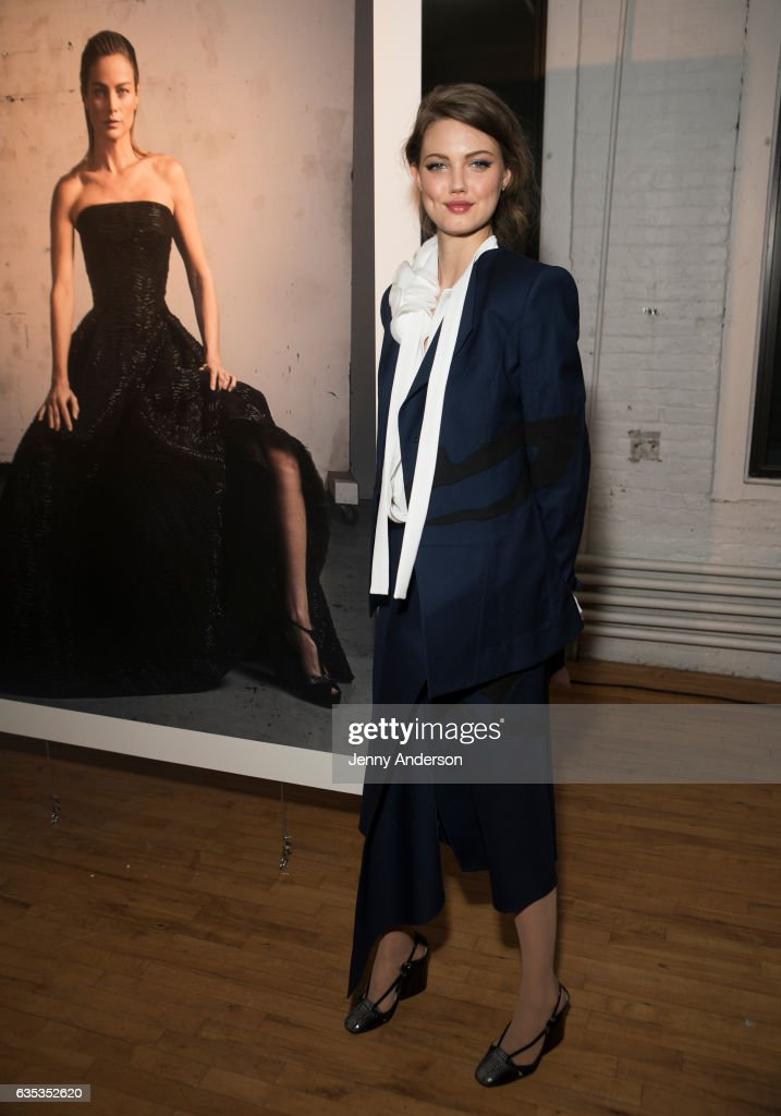 Zac Posen - Exhibition - February 2017 - New York Fashion Week