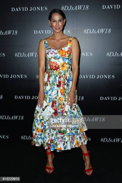 Lindy Klim arrives ahead of the David Jones Autumn Winter 2018 Collections Launch at Australian Technology Park on February 7 2018 in Sydney Australia