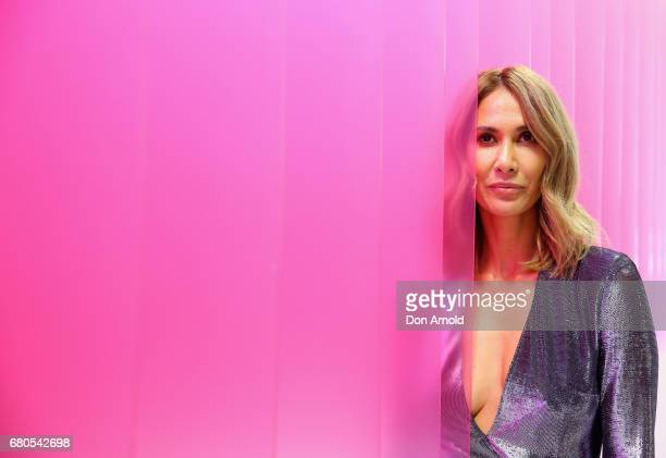 Lindy Klim poses during the LIFEwithBIRD Launch on May 9 2017 in Sydney Australia