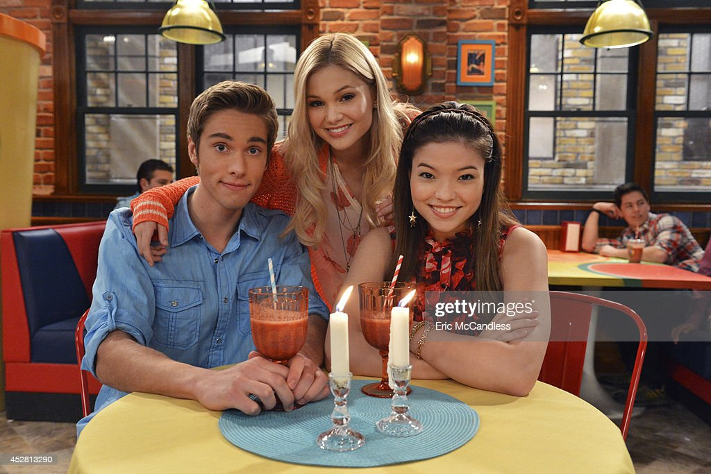 Disney Channel's 'I Didn't Do It' - Season One : Nachrichtenfoto