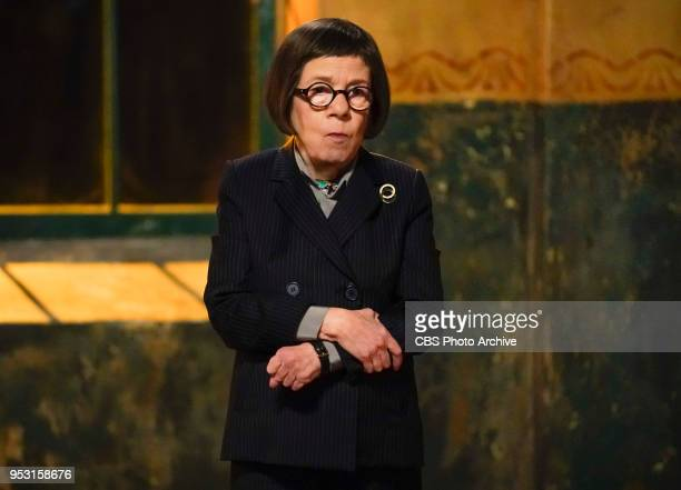 A Line in the Sand and Ninguna Salida Pictured Linda Hunt Sam is shot during a firefight with a cartel and a suspect reveals new information on the...